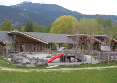 Pemberton Daycare Centre